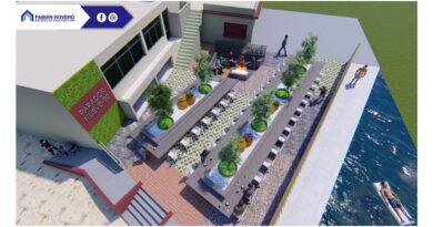 Villa Ascasubi integrará su balneario al sector urbano invirtiendo tres presupuestos municipales