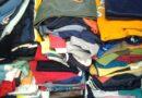 Jóvenes del PRO juntan ropa para entregarla a quienes la necesiten