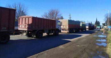 Adriana Cabo: de cada tres camiones de soja que se producen, el estado se queda con dos