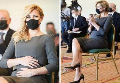 El Gobierno informó que Fabiola Yañez está embarazada