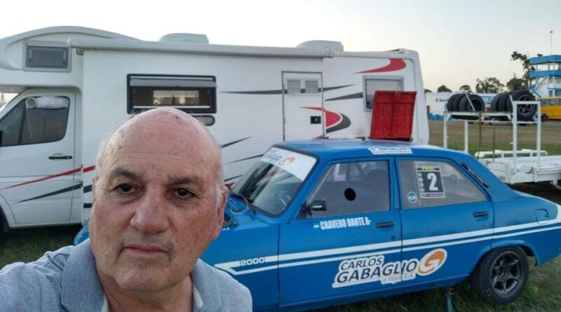 Automovilismo: Dante Cravero defiende su liderazgo en el Cabalén